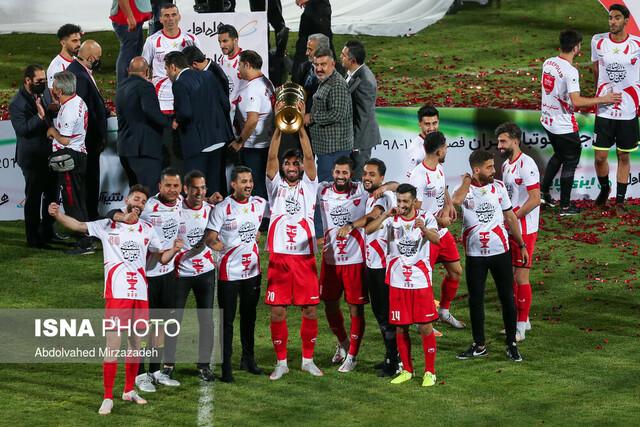 حلقه مفقوده جشنهای قهرمانی در فوتبال ایران!