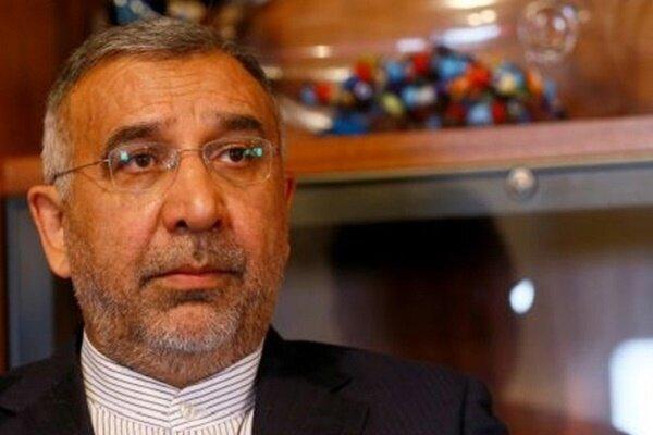 دیدار نماینده ویژه وزیر امور خارجه با مقامهای افغانستان