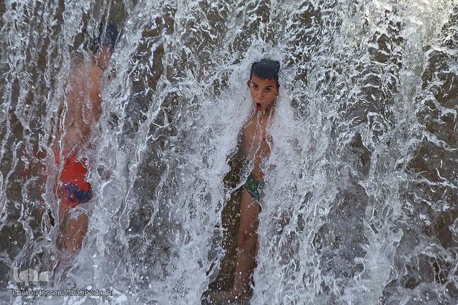 صدای پای آب در زندگی شهری
