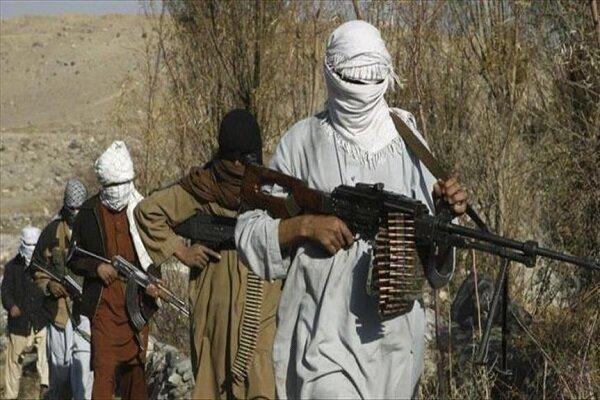 شهرستان خاش در افغانستان به دست طالبان سقوط کرد