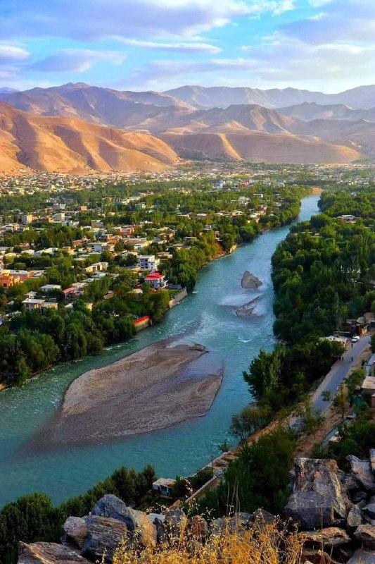 طبیعت زیبای افغانستان