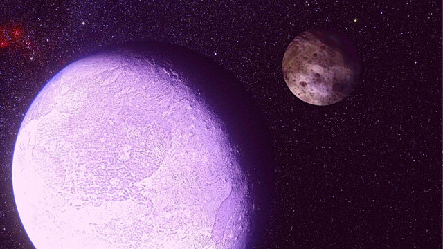 کشف سیاره کوچکی که به سمت زمین میآید!