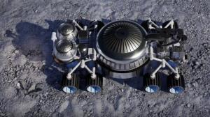رباتی که برای رسیدن به یخ، ماه را منفجر میکند!