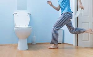 اینفوگرافی/ چرا زیاد دستشویی می روید؟