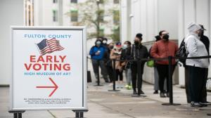لایحه اصلاح انتخابات آمریکا با کارشکنی جمهوری خواهان رای نیاورد