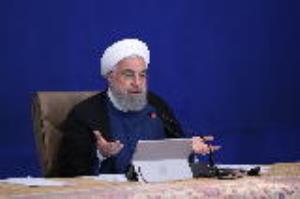 واکنش رئیسجمهور به انتقادات از برگزاری و مشارکت 48 درصدی در انتخابات/ روحانی: اگر بخواهند همین امروز می توانیم تحریم را تمام کنیم