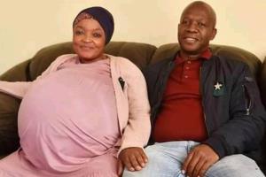 دروغ زن آفریقایی که مدعی بود ۱۰ قلو به دنیا آورده!