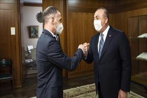 دیدار وزرای خارجه ترکیه و آلمان