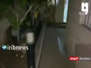 یورش نظامیان صهیونیست به خانه ای در محله شیخ جراح