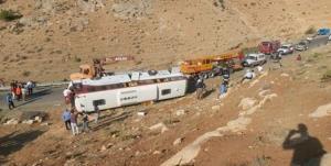پیام روحانی به مناسبت درگذشت 2 خبرنگار در حادثه واژگونی اتوبوس