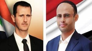 تشکر بشار اسد از مواضع یمن در حمایت از سوریه