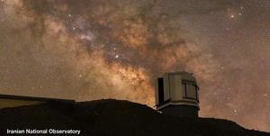 به زودی تلسکوپ 90تنی تمام ایرانی رصدخانه ملی ایران نورگیری خواهدکرد