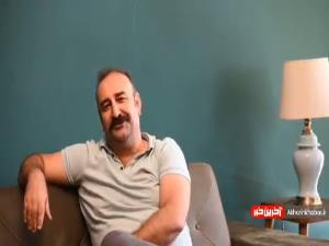 تبریک ویدئویی مهران احمدی برای تولد پرویز پرستویی