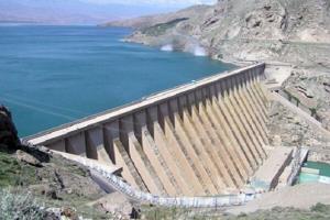 خطر محسوس کمبود آب؛ سد یامچی ۳۰ درصد ظرفیت خود آب دارد