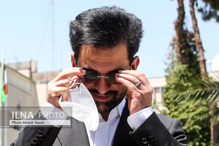 عکس/ وزرای دولت روحانی در حیات پاستور