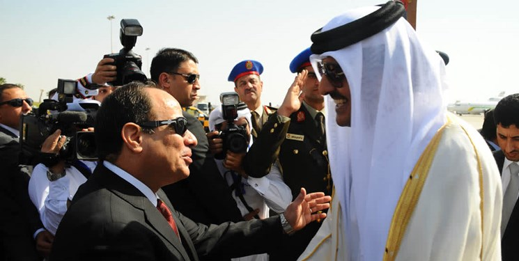 مصر هم سفیر خود در قطر را تعیین کرد