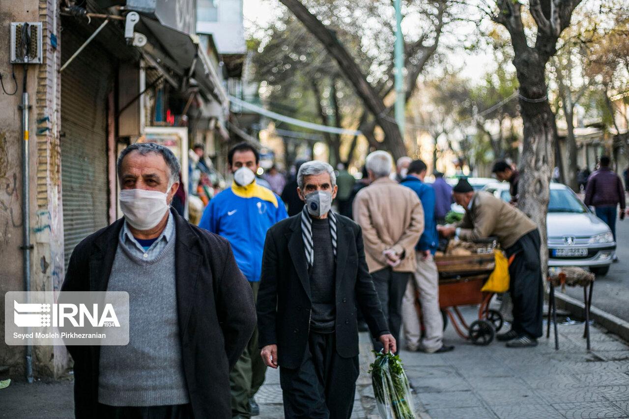 استفاده از ماسک سطح اکسیژن خون را کاهش نمیدهد