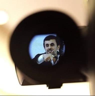 حضور احمدی نژاد در جلسه امروز مجمع تشخیص