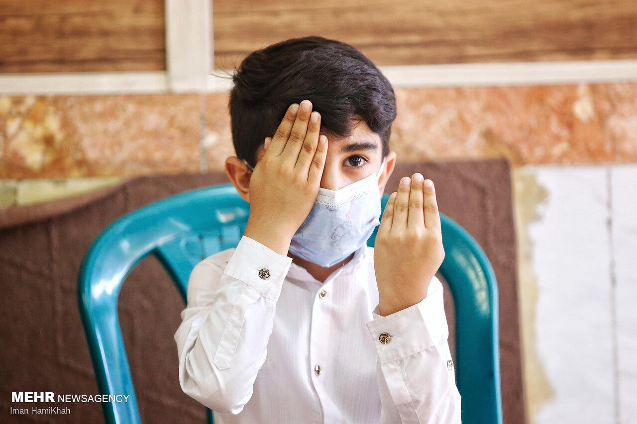 سنجش سلامت نوآموزان در همدان