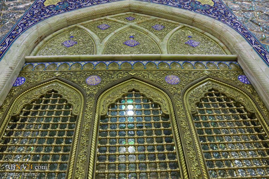 پنجره فولاد در حرم حضرت معصومه(س)