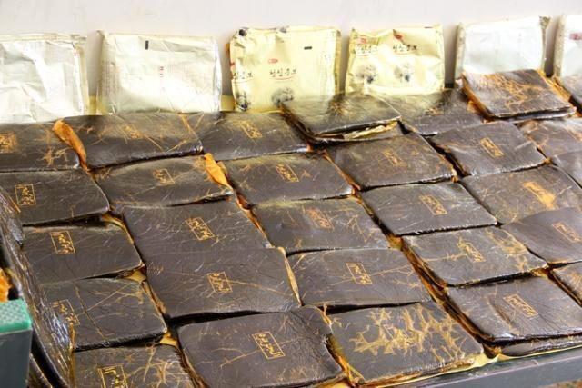 بیش از ۱۱۲ کیلوگرم حشیش در نایین کشف شد