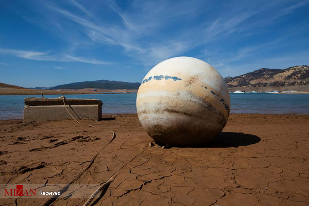 خشکسالی در آمریکا