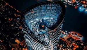 بلند ترین هتل جهان به نام برج شانگهای در چین افتتاح شد
