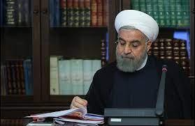 دستور روحانی در مورد حادثه واژگونی اتوبوس خبرنگاران