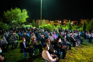 جشن پیروزی رئیسی در «سرخه» شهر روحانی