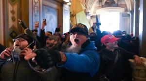 محکومیت یک گروه از طرفداران ترامپ در حمله به کنگره