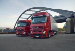 کامیون مرسدس بنز اکتروس L معرفی شد، تعیین استانداردهای جدید برای حمل و نقل