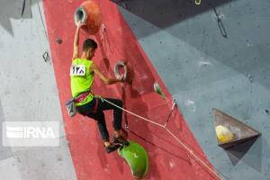 اردوی آماده سازی تیمهای ملی سنگنوردی در قزوین برگزار شد