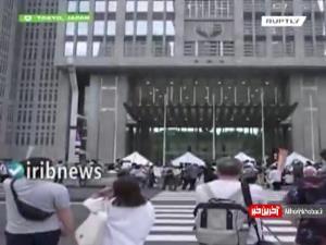 تظاهرات صدها نفری علیه برگزاری المپیک در توکیو