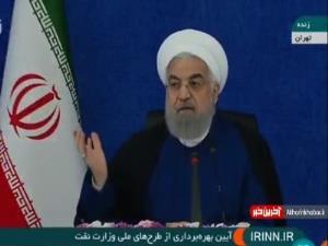 روحانی: امروز صادرکننده بنزین و گازوئیل هستیم