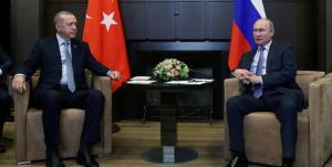توافق پوتین و اردوغان درباره ادلب سوریه