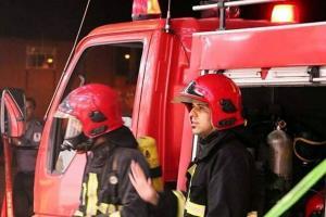 برگزاری آزمون عملی برای داوطلبان آزمون استخدامی سازمان آتش نشانی