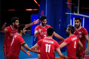 صابر کاظمی و سیدمحمد موسوی در جمع بهترینهای لیگ ملتهای والیبال