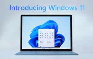 ویندوز ۱۱ با رابط کاربری جدید معرفی شد
