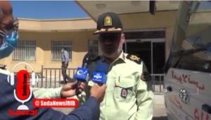 جزئیات جدید از علت سانحه تصادف اتوبوس در دهشیر یزد