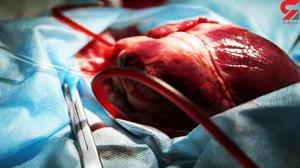 قلب رو بیرون از سینه اینطوری نگهداری می کنن