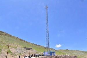 ۱۱ سایت تلفن همراه ۳G/۴G در روستاهای کردستان راهاندازی میشود
