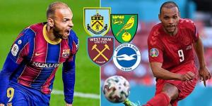 باشگاه جهانبخش به دنبال جذب مهاجم بارسلونا