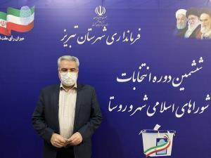 آرای گمشده در انتخابات شورای شهر تبریز وجود ندارد
