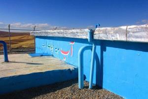 کمبود شدید آب در استان ایلام