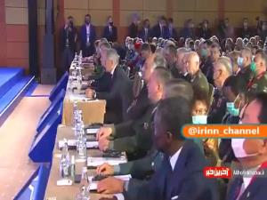 کنفرانس امنیت بینالملل در مسکو