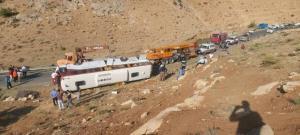اظهارات عجیب استاندار آذربایجان غربی درباره واژگونی اتوبوس خبرنگاران