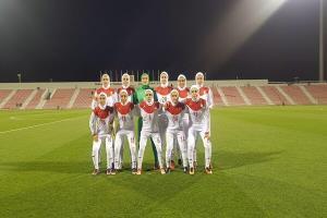 اردن و بنگلادش حریفان تیم ملی فوتبال بانوان ایران در آسیا شدند