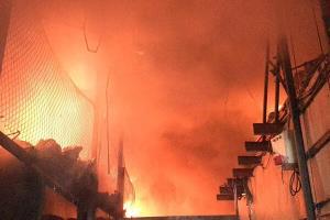 جزئیات آتشسوزی در بازار تهران