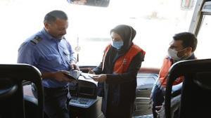 کنترل ۱۶ هزار وسیله نقلیه عمومی در مازندران