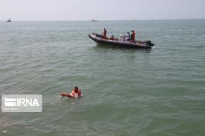 ۵ سرنشین ۲ فروند قایق صیادی در محدوده آبهای بندر چابهار نجات یافتند